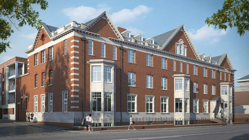 Westbourne Place (Redrow London)