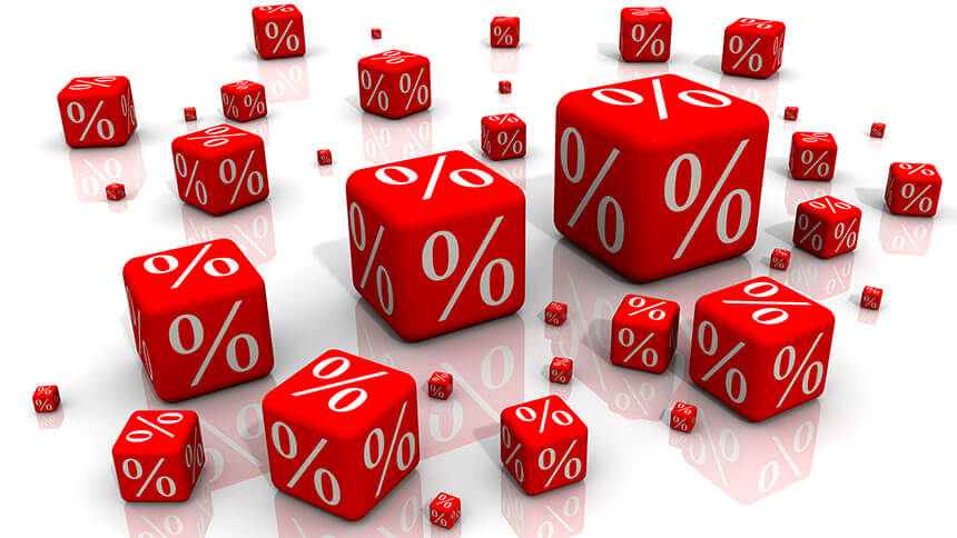 Different mortgage types & their interest rates