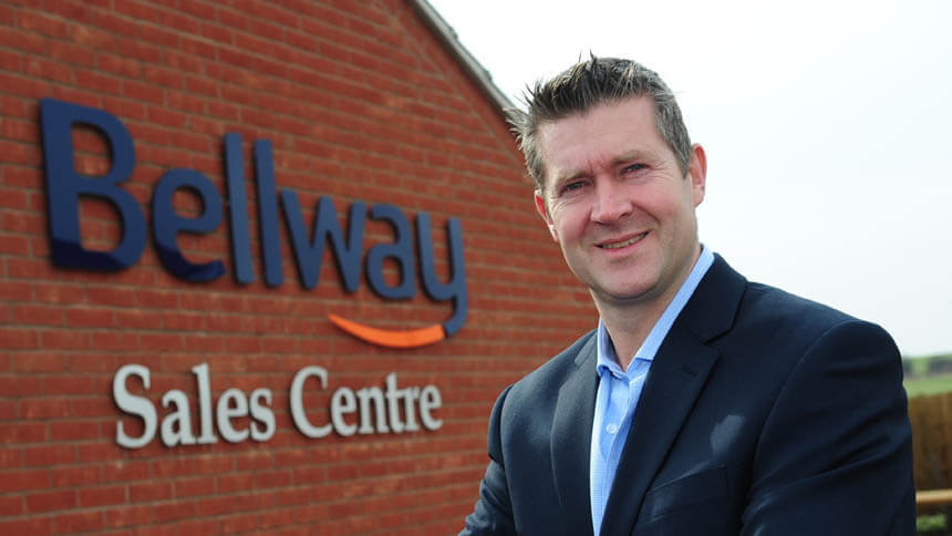 Ben Smith, Bellway Homes