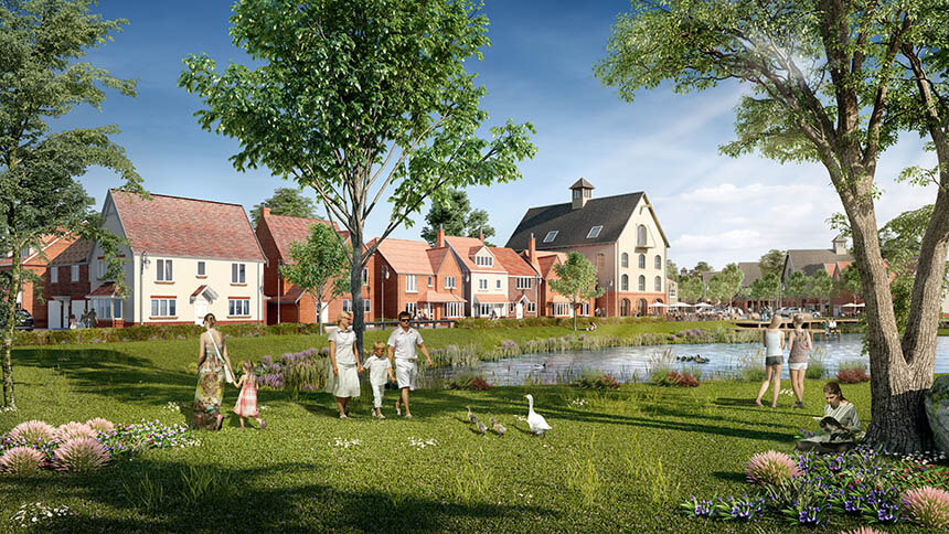 Arborfield Green (Crest Nicholson)