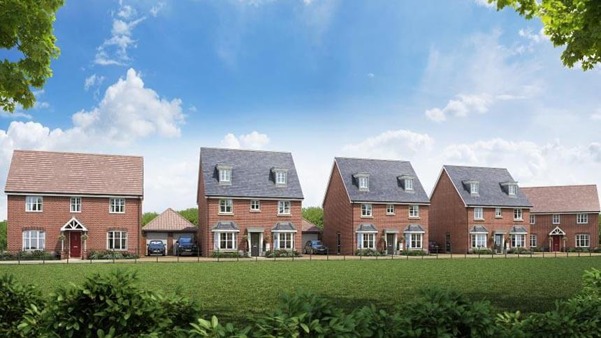 Cavendish Grove (Taylor Wimpey)