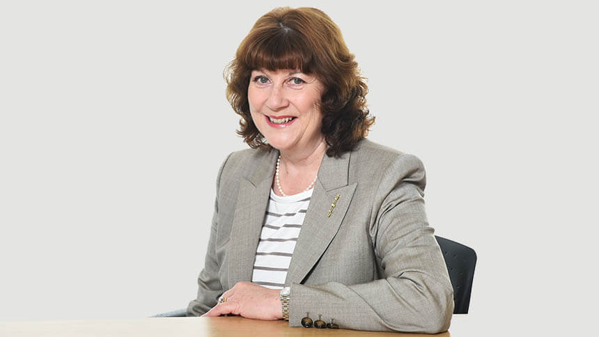 Anne Wilson, Pierce Chartered Accountants