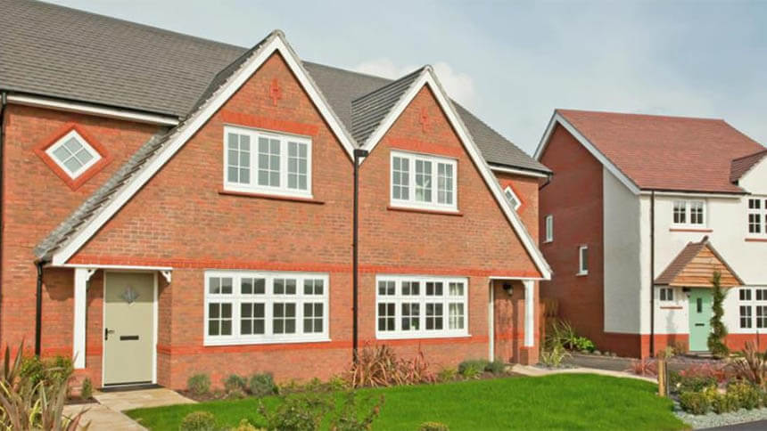 Mawson Way (Redrow)