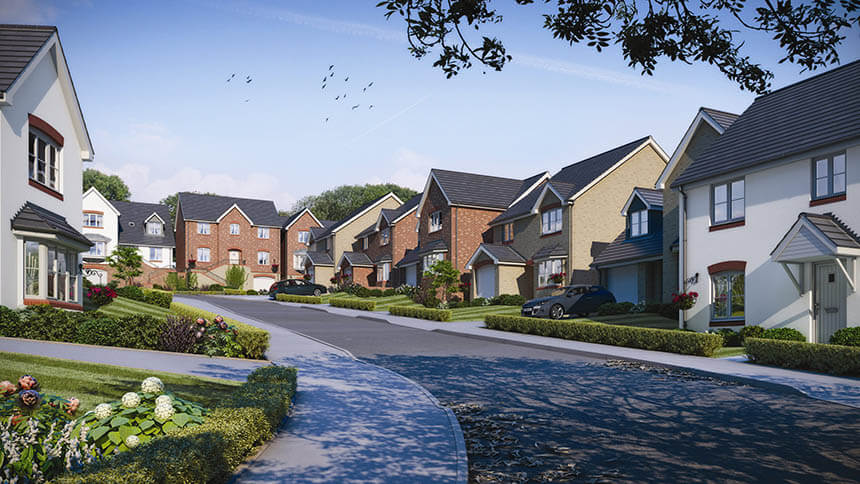 Cwrt Aneurin Bevan (Taylor Wimpey)
