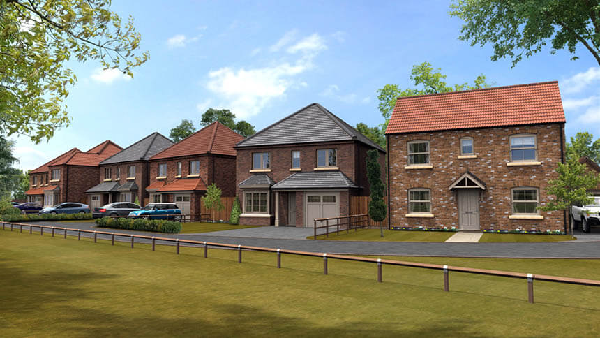 Somerton Meadows (Lindum Homes)