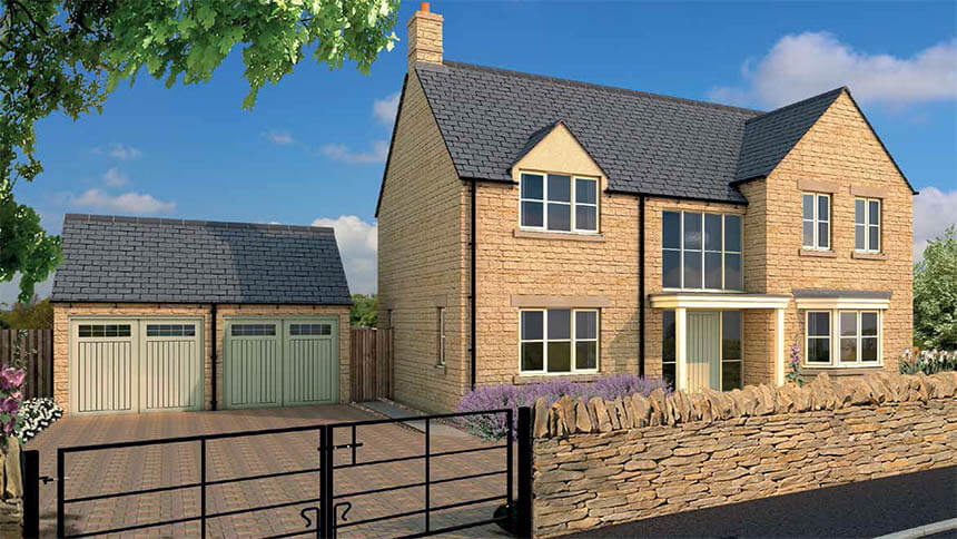 Cotswold Edge (Newland Homes)