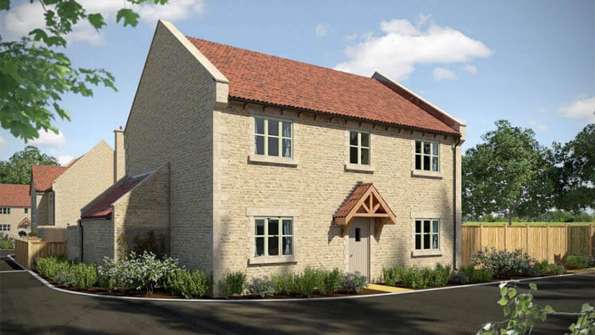 Freshford Fields (Cotswold Homes)