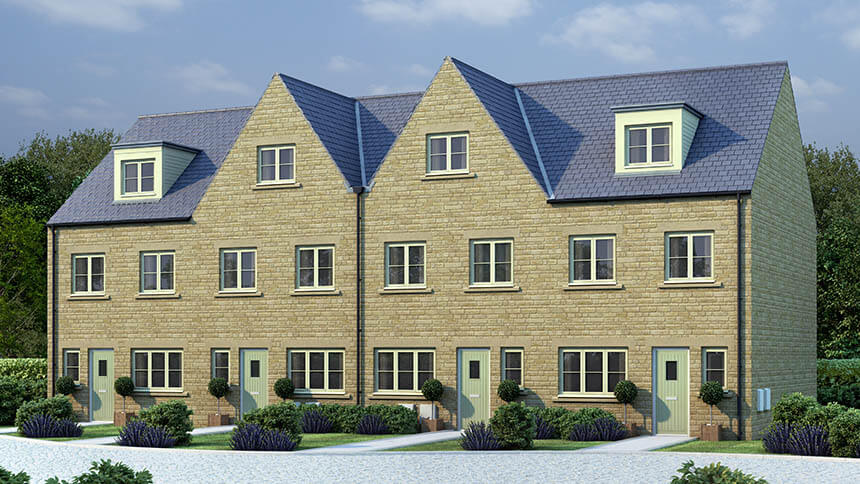 Cerney on the Water (Redrow Homes)