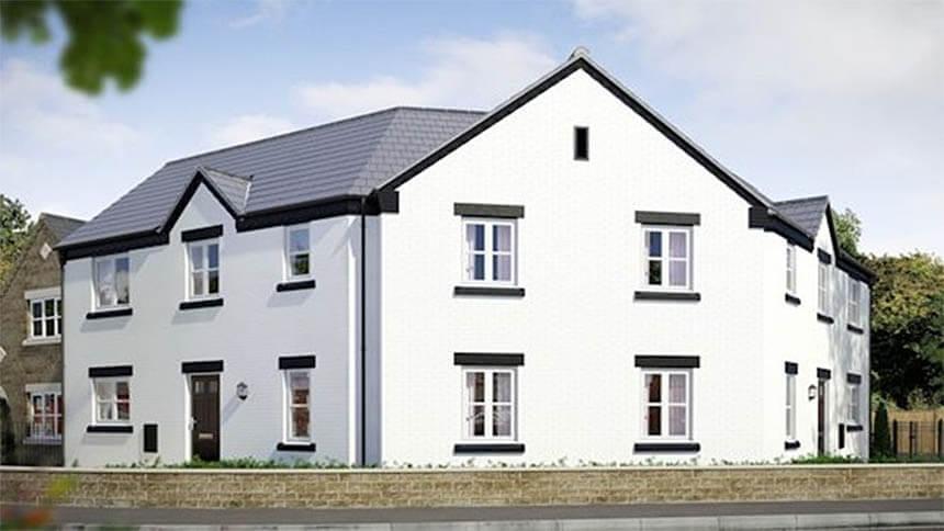 Peel Fold (Morris Homes)