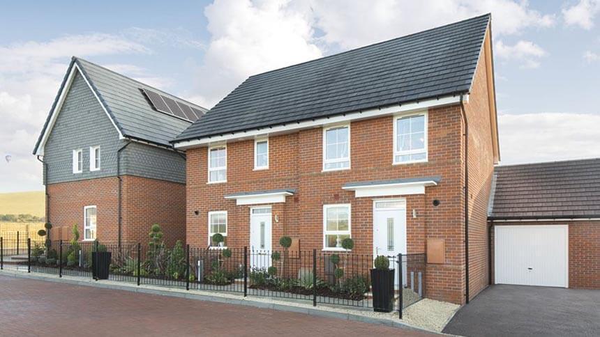 St James Place (Barratt Homes)