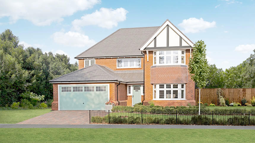 New Heys (Redrow Homes)