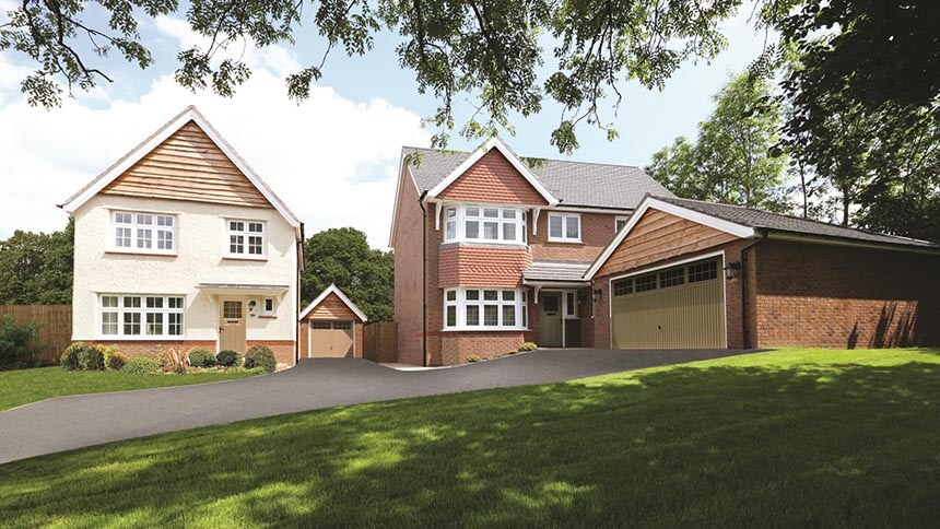 Lawrence Green (Redrow Homes)