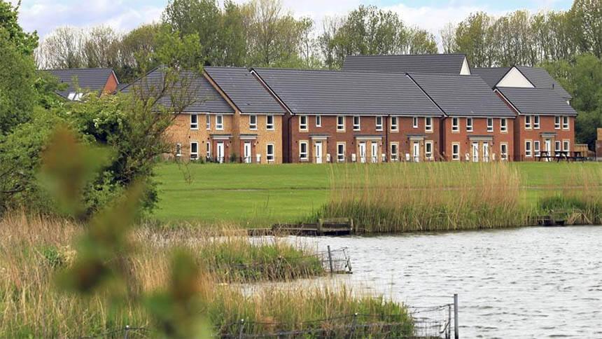 Lakeside View (Barratt Homes)