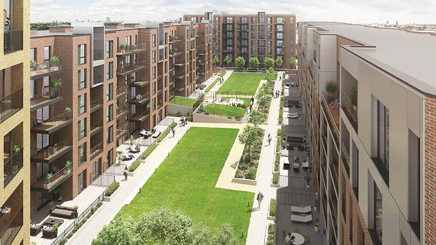 Kilburn Quarter (Network Homes)