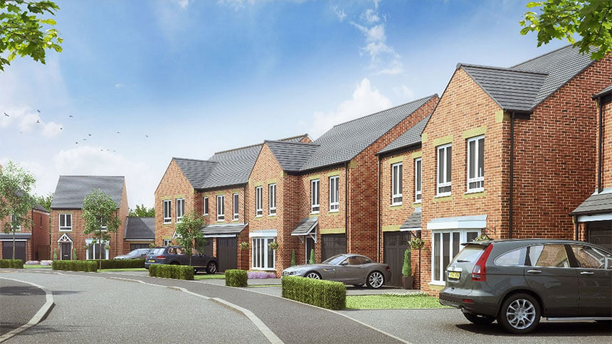 Acklam Hall (Taylor Wimpey)