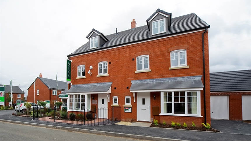 Marston Grange (Persimmon Homes)