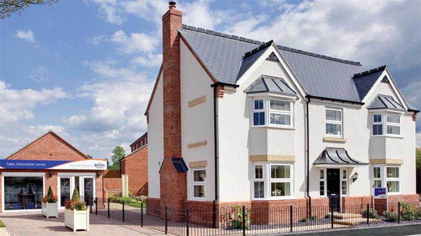 Stratford Leys (Bovis Homes)