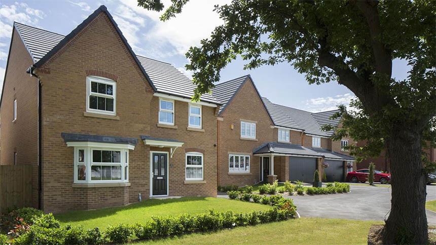 Wepre Green (David Wilson Homes)