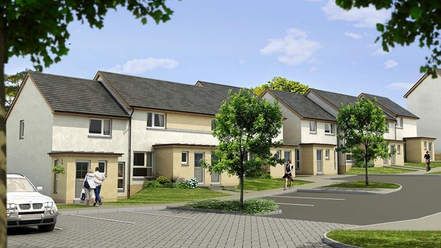 Woodland Grange (Cruden Homes)