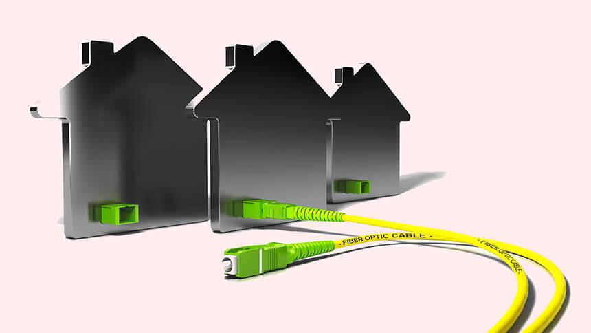 Does broadband affect property value?