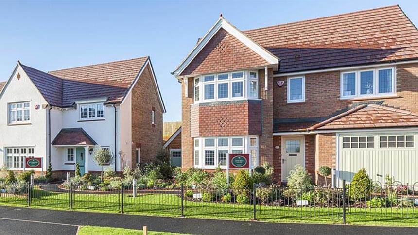 Bishops Court (Redrow Homes)