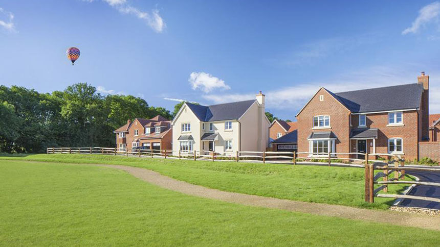 St Mary's Park (Barratt Homes)