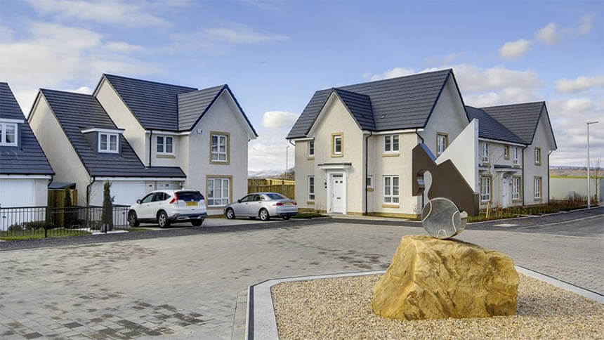 Highland Gate (Barratt Homes)