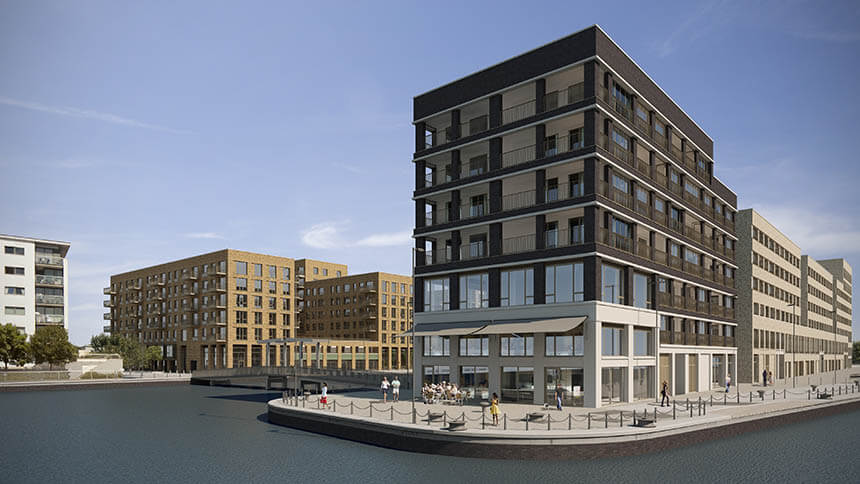 Royal Albert Wharf (Notting Hill Home Ownership)