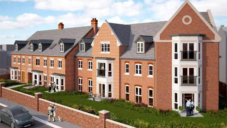Bluebell Court (McCarthy & Stone)