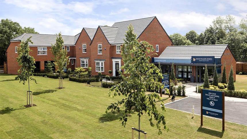 Cromwell Heights (David Wilson Homes)