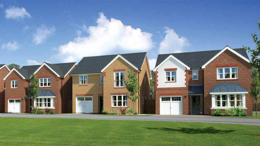 Douglas Meadow (Stewart Milne Homes)