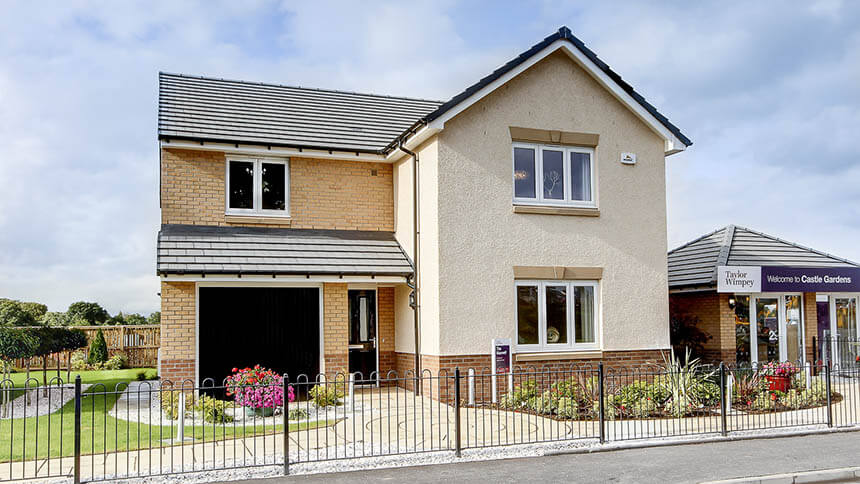 Castle Gardens (Taylor Wimpey)