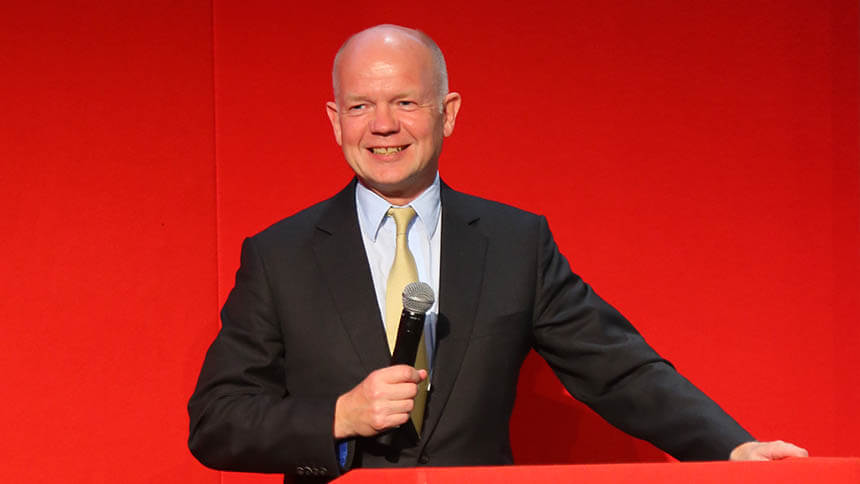 Lord (William) Hague