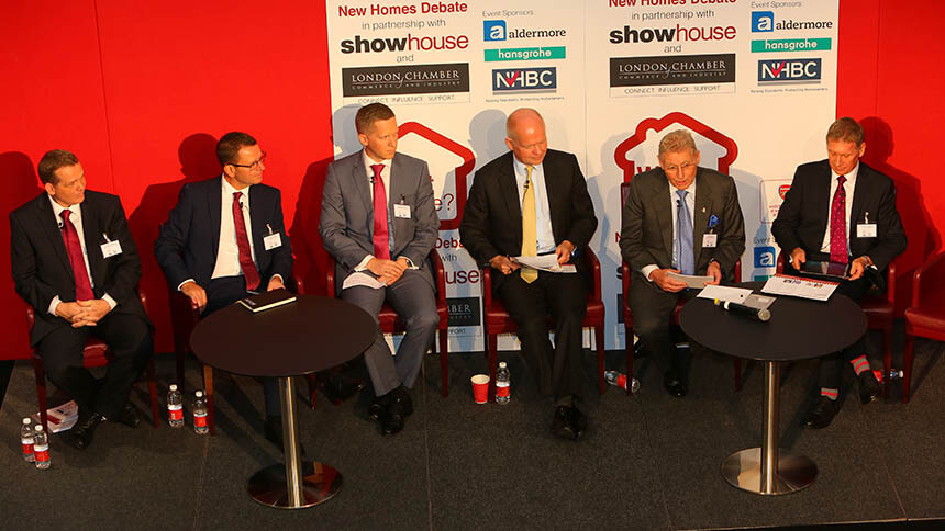 WhatHouse? New Homes Debate, 20 September 2016