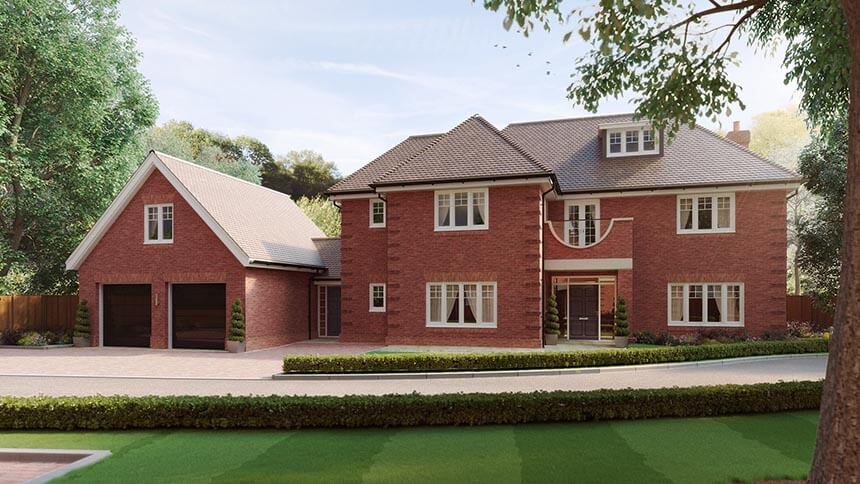 Glade at The Spinney (Spitfire Bespoke Homes)