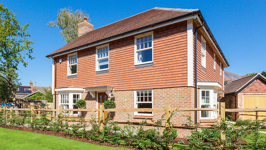 Lavender Fields (Millwood Designer Homes)