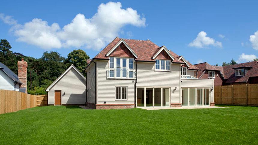 St Mary's Platt (Millwood Designer Homes)