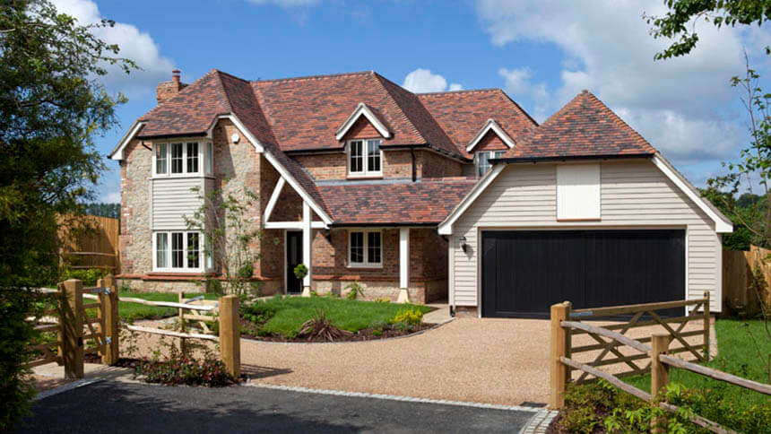 St Mary's Platt (Millwood Designer Homes)