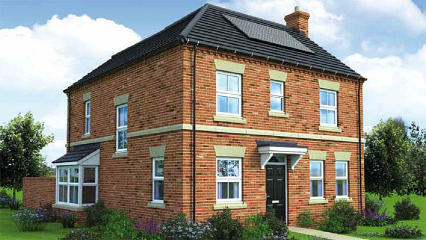 The Oaks (Mulberry Homes Yorkshire)