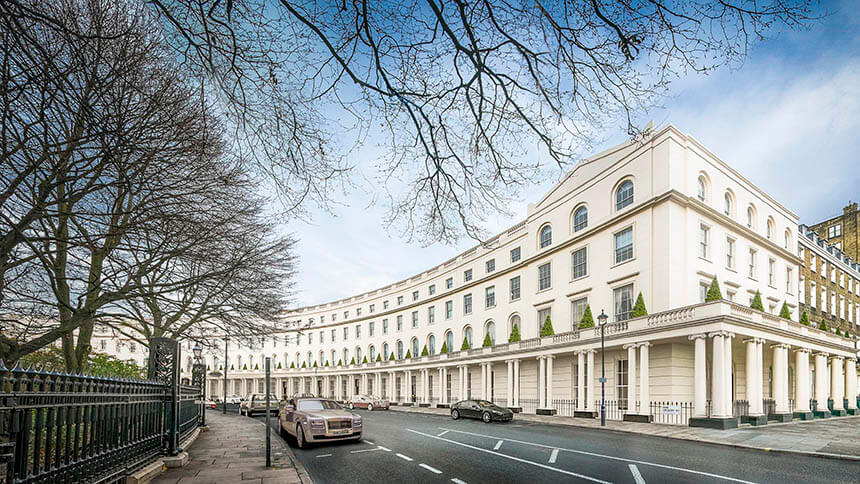 The Park Crescent (Amazon Property)