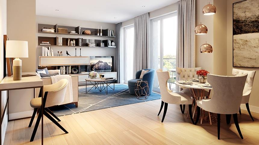 New Collection Of Apartments In West Drayton Adds To Crossrail Residential Eal