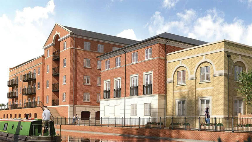 New homes snapshot – plenty of new build choice in historic Worcester
