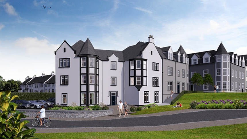 Castleton Apartments (Scotia Homes)
