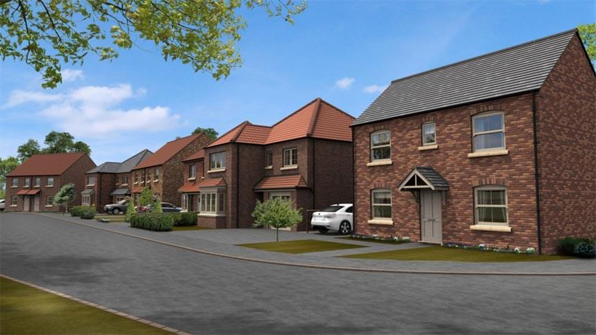 New homes snapshot lincoln 39 s area busy with a host of for New home options