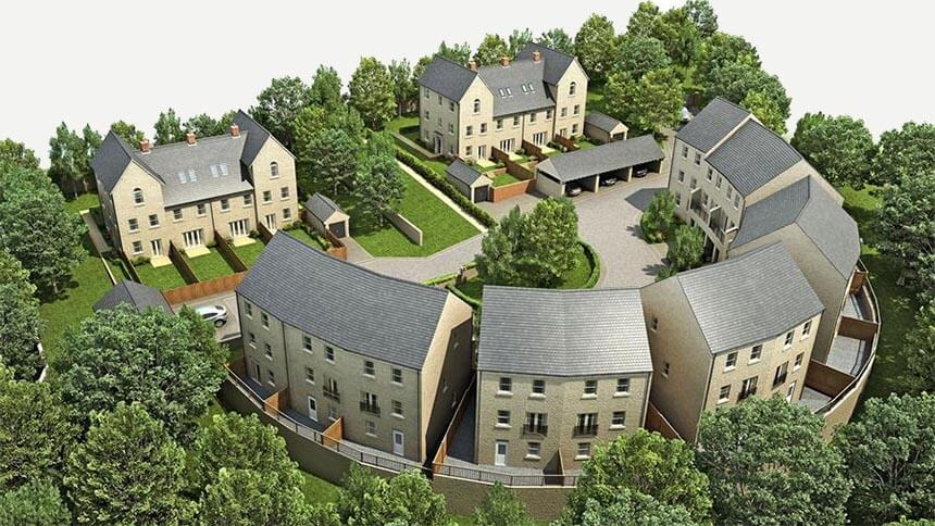 Taylor Wimpey at Taptonville Road (Taylor Wimpey)