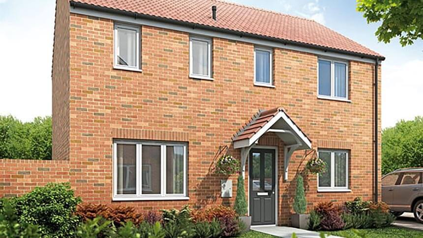 The Print Works (Persimmon Homes)