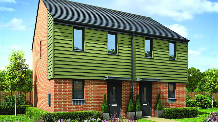 Newdale Valley (Persimmon Homes)