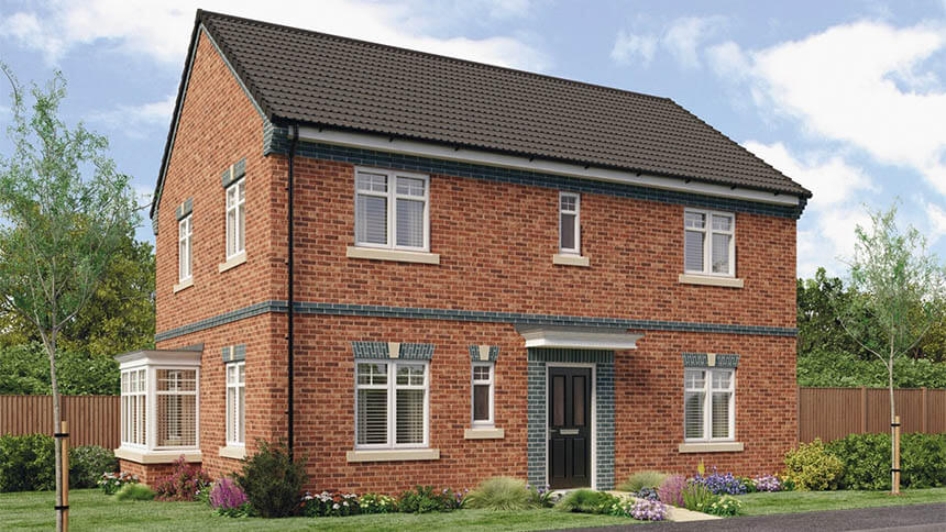Croston Meadow (Miller Homes)