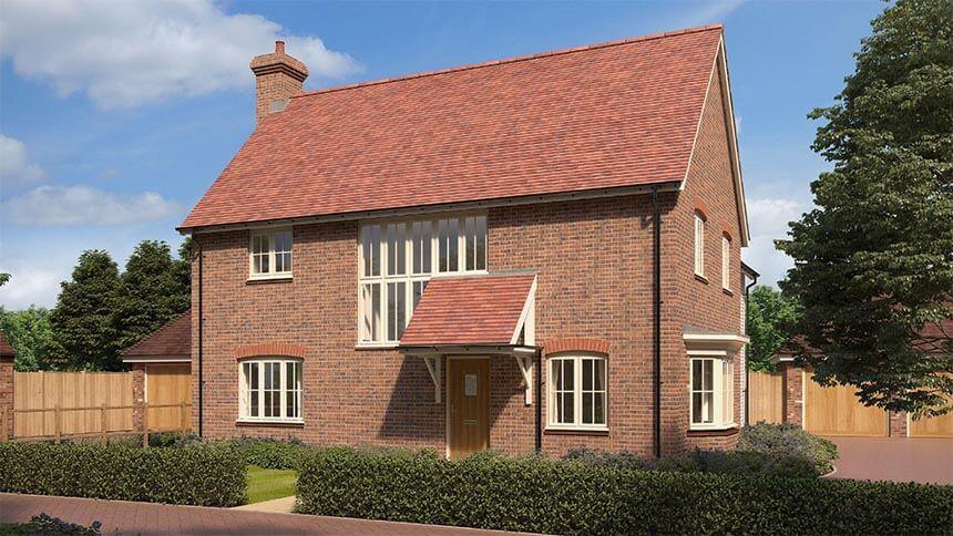 Millwood Designer Homes Kent Collection