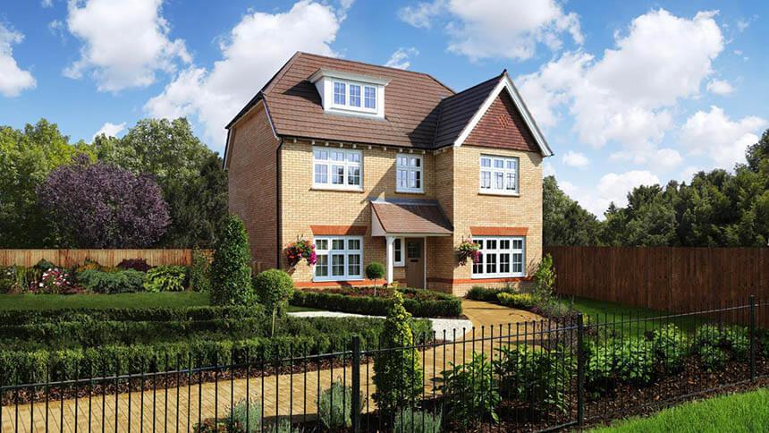 Caddington Woods (Redrow Homes)